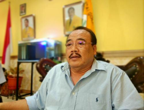 """Putra Sulung Winasa Maju Lewat Partai Golkar, Sugawa Korry: """"DPP akan lakukan survey"""""""