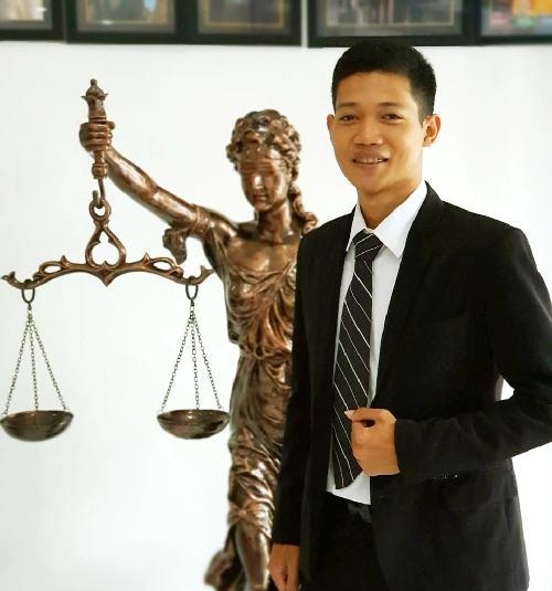 """Tekuni Profesi Advokat, Pilih Belajar Hukum di Law Firm Togar Situmorang, Wempy: """"Bapak Togar Situmorang saya anggap mentor saya"""""""
