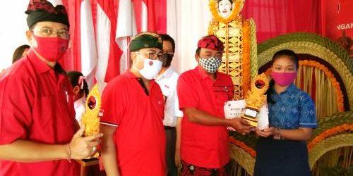 Bulan Bung Karno Ditutup, PDI Perjuangan Kota Denpasar Ajak Generasi Muda Amalkan Perjuangan Bung Karno