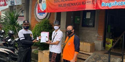 Jaga Kebersihan Cegah Covid-19, Diageo Indonesia Bagikan 120.000 Botol Hand Sanitizer