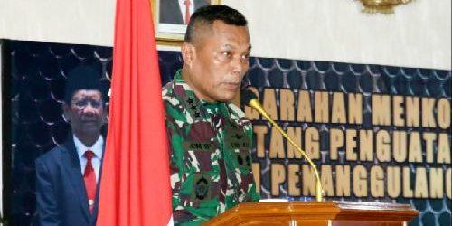 """Terorisme Ancam Stabilitas Nasional, Kasum TNI: """"Tugas pokok TNI selain perang adalah mengatasi terorisme"""""""