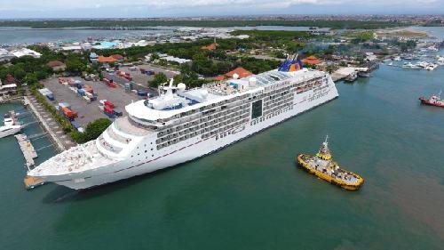 Tatanan Kehidupan Era Baru, Pelabuhan Benoa Siapkan Panduan Kenormalan Baru Terima Kapal Pesiar