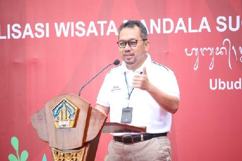 "Monkey Forest Kini Terapkan QRIS, KPw BI Bali: ""QRIS bagian protokol kesehatan cegah covid-19"""