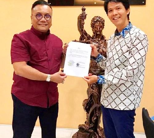 PT. Koop Kopi Percayakan Law Firm Togar Situmorang jadi Legal Corporate