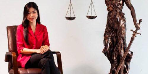 Mega Rasnawati Pilih Law Firm Togar Situmorang untuk Tekuni Profesi Advokat