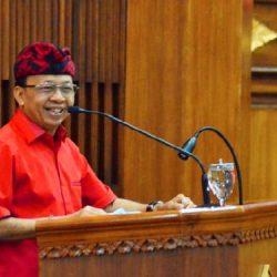 """Hari Koperasi ke-73, Gubernur Koster: """"Koperasi harus berbasis potensi lokal Bali"""""""