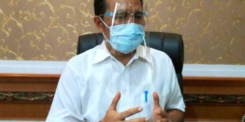 Gencar Lakukan 3T Kesembuhan Covid di Kota Denpasar 61,63%, Hari ini Tambah 46 Orang Sembuh