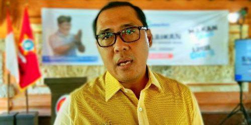 """Tingkat Konsumsi Ikan Masyarakat Bali Masih Rendah, Gus Adhi Giatkan Safari Gemarikan: """"Makan ikan sehat, kuat, cerdas"""""""