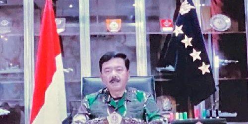 Kasus Covid-19 Meninggi di 8 Provinsi, Begini Arahan Panglima TNI Soal Penegakan Disiplin Kesehatan