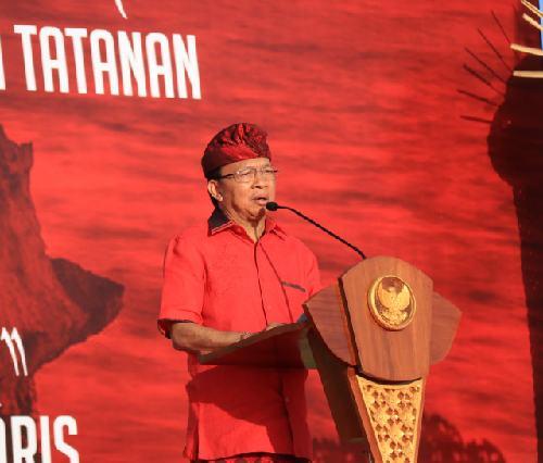 """Bali Buka Pintu Wisatawan Domestik, Gubernur Koster: """"Pariwisata dibuka bertahap"""""""