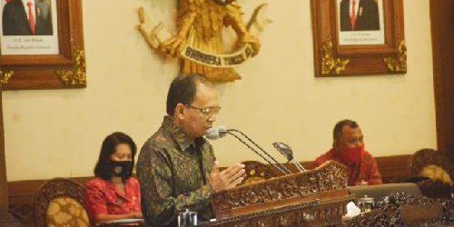 Gubernur Koster Tegaskan Perda RZWP3K sebagai Implementasi Kearifan Lokal Segara Kertih