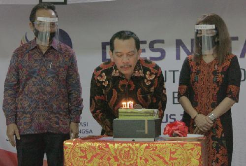 """Dies Natalis ke-18 ITB STIKOM Bali, """"Kerja Kita, Kolaborasi Anak Bangsa Untuk Negeri"""""""