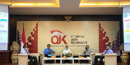 Pastikan Semua Industri Perbankan Jalankan Kebijakan Pemerintah, OJK Bali-Nusra Dorong Industri Gerak Cepat Pulihkan Ekonomi