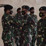 Mampu Atasi Kerawanan di Perbatasan RI-PNG, Satgas Pamtas Yonif Raider 300/Brajawijaya Terima Satya Lencana Wira Darma