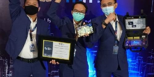 "Sisihkan 8.000 Inovasi, ""Avator"" PLN Sukses Rebut Juara I Ajang BUMN Millenial Innovation Summit"