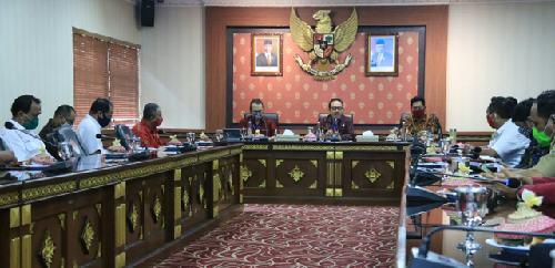 Ekonomi Bali Terkontraksi Dalam, Wagub Dorong Perbankan Segera Lakukan Langkah Strategis