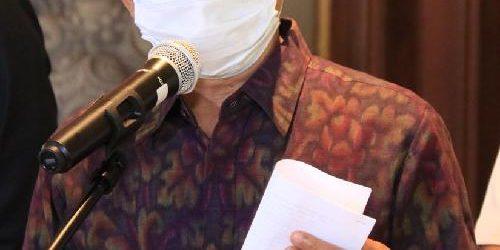 Pergub No.46/2020 Diatur Sanksi 100 Ribu Bagi yang Tak Pakai Masker, Ini Penjelasan Gubernur Koster!