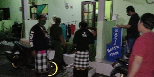 107 Penduduk Non Permanen di Desa Peguyangan Kangin Terjaring Pendataan