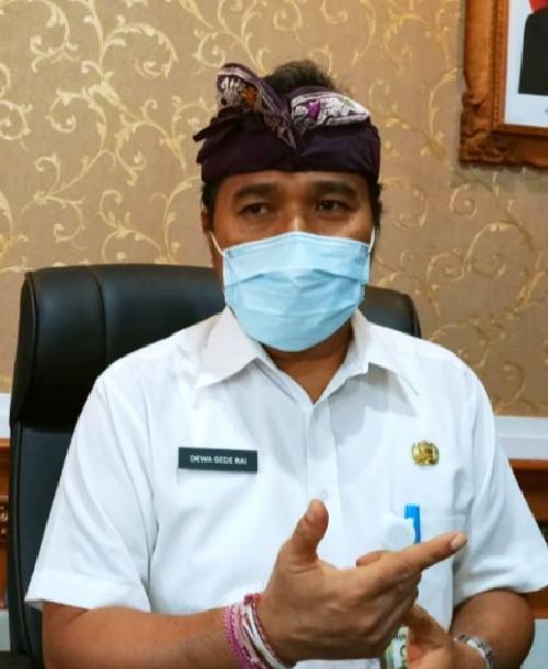 """Kesembuhan Covid-19 di Kota Denpasar Tembus 85,56 Persen, Jubir GTPP Dewa Rai: """"Kunci utama disiplin terapkan protokol kesehatan"""""""