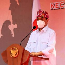 "Gubernur Koster Gigih Perjuangkan Pelabuhan Sampalan dan Bias Munjul, Menhub: ""Bali harus bangga punya Wayan Koster"""