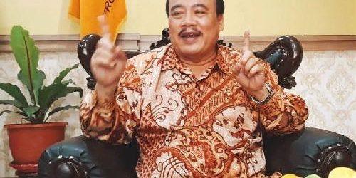 "Tandem Kandidat Golkar-Nasdem Siap Tarung di Pilkada Tabanan, Sugawa Korry: ""Kita siapkan kejutan"""