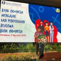 Unwar Terima Program Beasiswa Bank Indonesia, Rai Wirajaya Support SDM Bali Tingkatkan Kualitas Pendidikan
