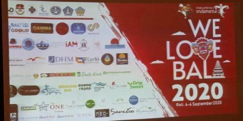 """Travel Gathering """"We Love Bali"""", Cara BDTI Bangkitkan Pariwisata Bali"""