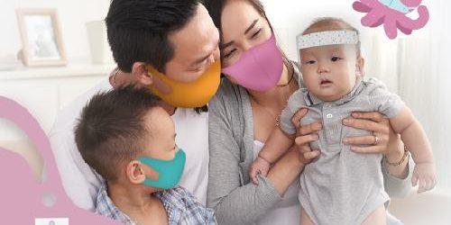 Proteksi Ekstra bagi Buah Hati, MOMAMI Luncurkan 4 Varian Terbaru