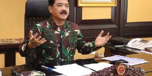 "Operasi Pendisiplinan Cegah Covid-19, Panglima TNI: ""Prajurit TNI harus jadi contoh"""