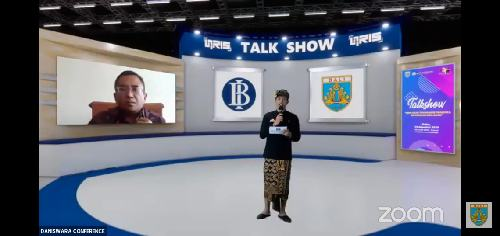 """Kwarda Bali dan BI Bali Gelar Talkshow QRIS, Rai Wirajaya: """"QRIS jadi gaya transaksi milenial"""""""
