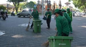 Pasca Galungan, Volume Sampah di Denpasar Meningkat 20 Persen