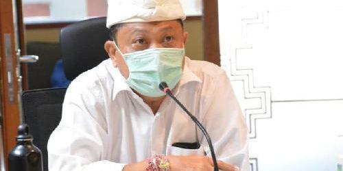 """Positif Covid di Denpasar Melonjak, Walikota Rai Mantra: """"Klaster tenaga kesehatan jadi fokus utama"""""""