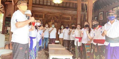 Perindo Merapat ke PDIP, Siap Antarkan Jaya-Wibawa Menuju Kursi Denpasar 1 dan Denpasar 2