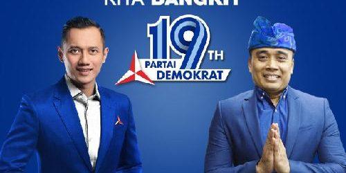 Hut ke-19 Partai Demokrat, Transformasi Kepemimpinan Jiwa Muda untuk Demokrat Bangkit