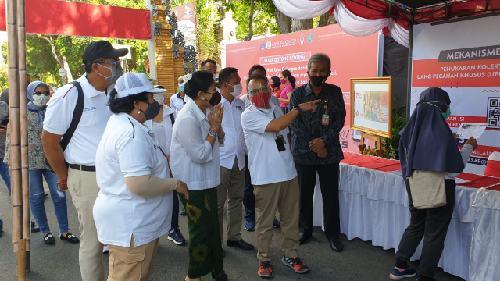 """KPwBI Bali Dorong Konsumsi Produk Lokal, Trisno Nugroho: """"Ngiring angge produk Bali"""""""