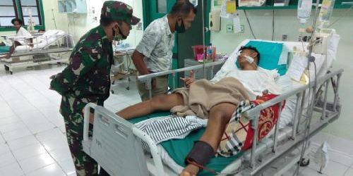 Prihatin Nasib Warga Sipil, TNI Tanggung Biaya Perawatan Korban Penembakan KKB Papua
