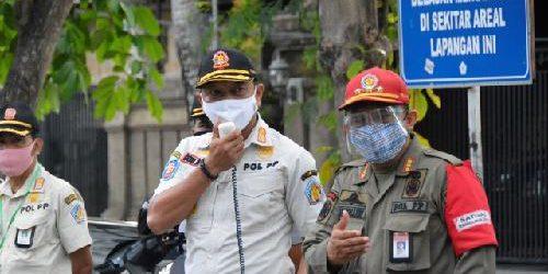 Sejak 7 September, Razia Gabungan Penertiban Prokes Covid-19 Tertibkan 557 Pelanggar