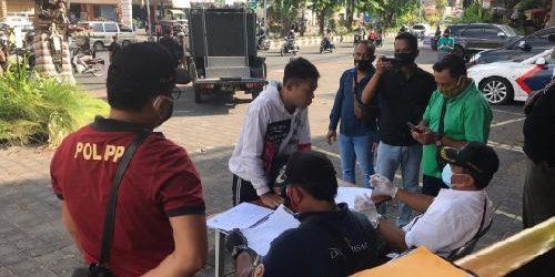 Operasi Penegakan Disiplin Prokes, Tak Pakai Masker Langsung Denda 100 Ribu