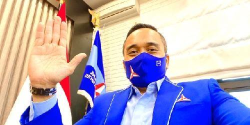 "Gerakan Nasional Partai Demokrat Wifi Gratis, Wasekjen Supadma Rudana: ""Partai Demokrat selalu hadir memberi solusi"""