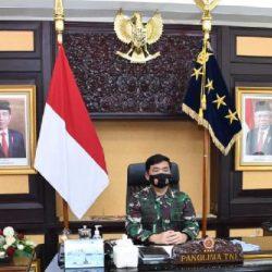 Rapat Internal TNI, Panglima TNI Yakinkan Netralitas TNI di Pilkada Serentak Tahun 2020