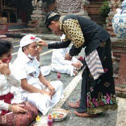 Dua Lembar Daun Beringin, Tanda Restu Perjuangan Paket Amerta di Pilwali Denpasar