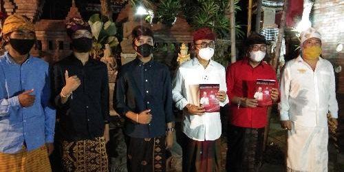 AMD Merapat ke Jaya-Wibawa, Didukung 50 Ribu Anak Milenial Denpasar