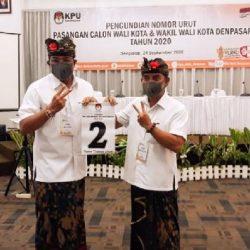 """Salam Victory Paket Amerta"", Wujudkan Keseimbangan Pembangunan Menuju Denpasar BERSERI"