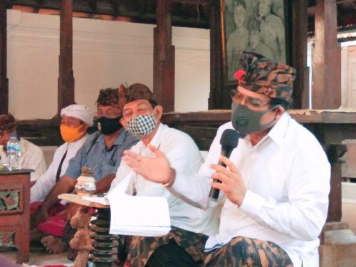 Di Mata Sastrawan Bali: Sosok Ngurah Ambara Dinilai Satya Wacana Ajegkan Seni, Adat dan Budaya Bali