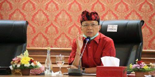 Wujudkan Bali Mandiri Energi Bersih, Gubernur Koster Berlakukan Perda 9/2020 Tentang RUED