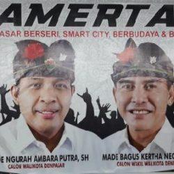 Paket Amerta Komitmen Wujudkan SDM Denpasar Unggul Berdaya Saing