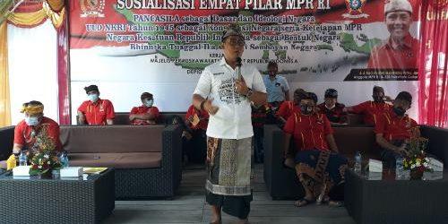 Gus Adhi Sosialisasikan Empat Pilar MPR RI, Bangun Kekuatan Bangsa Indonesia