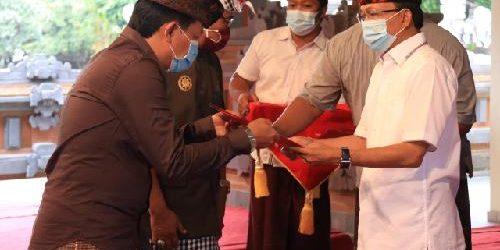 Tingkatkan lagi Kerja Satgas Gotong Royong, Pemprov Kucurkan Dana Rp.74,65 Miliar