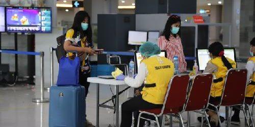 Sukses Terapkan Prokes Standar Global, Bandara I Gusti Ngurah Rai Bali Raih Sertifikat Inisiasi Koridor Sehat dari IIAC