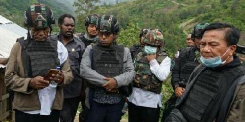 Anggota TGPF Intan Jaya Asal Papua Apresiasi Investigasi Tim